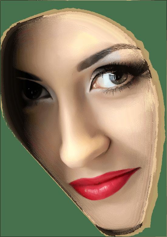 lippenaufbau von Ideal Nails & Beauty Krefeld
