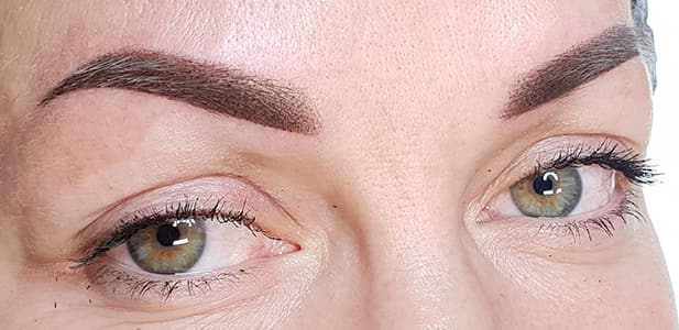 permament make up augen
